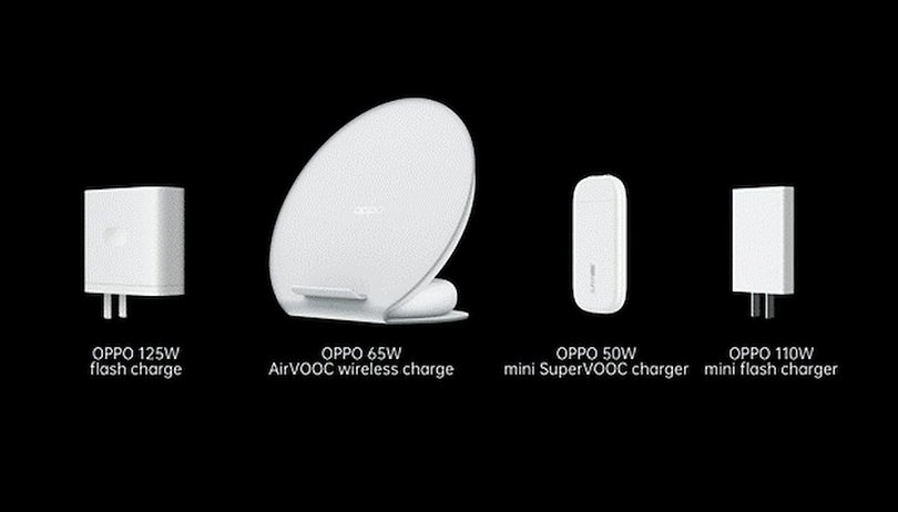 Oppo dévoile ses nouvelles charges ultra rapides et sans-fil à coups de superlatifs