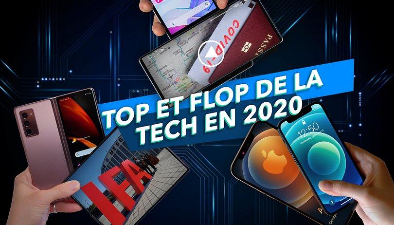 Les tops et flops tech en 2020 de la communauté NextPit