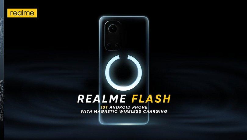 Realme préparerait un chargeur MagSafe moins joli mais plus puissant