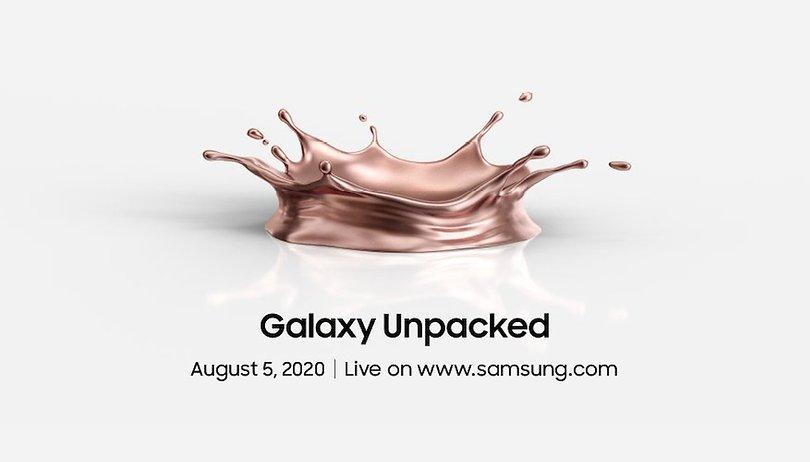 Was Samsungs Event-Einladung über das neue Galaxy Note 20 verrät