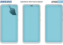 Samsung files patent for an interesting under display camera technology