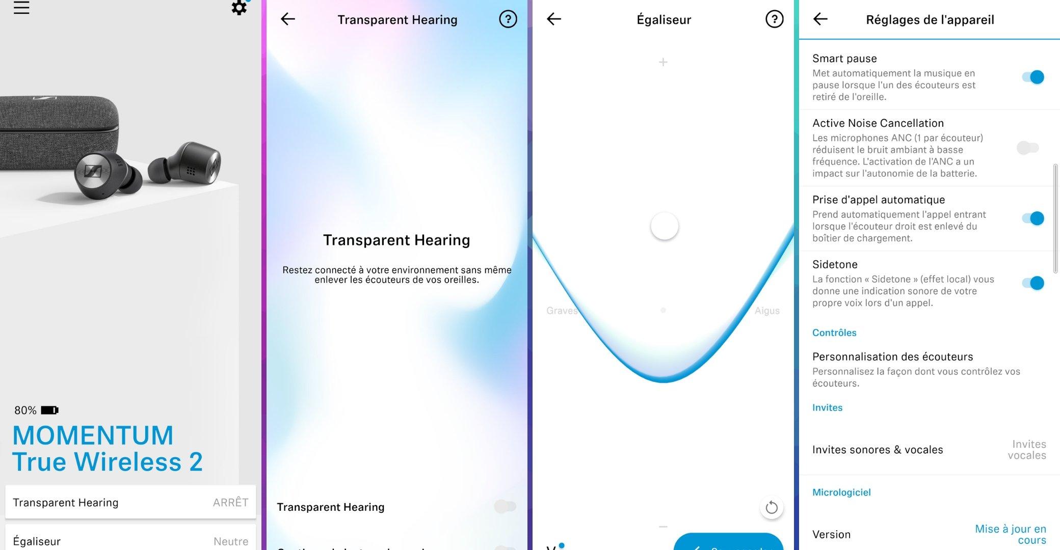 Test des Sennheiser Momentum True Wireless 2, la deutsche