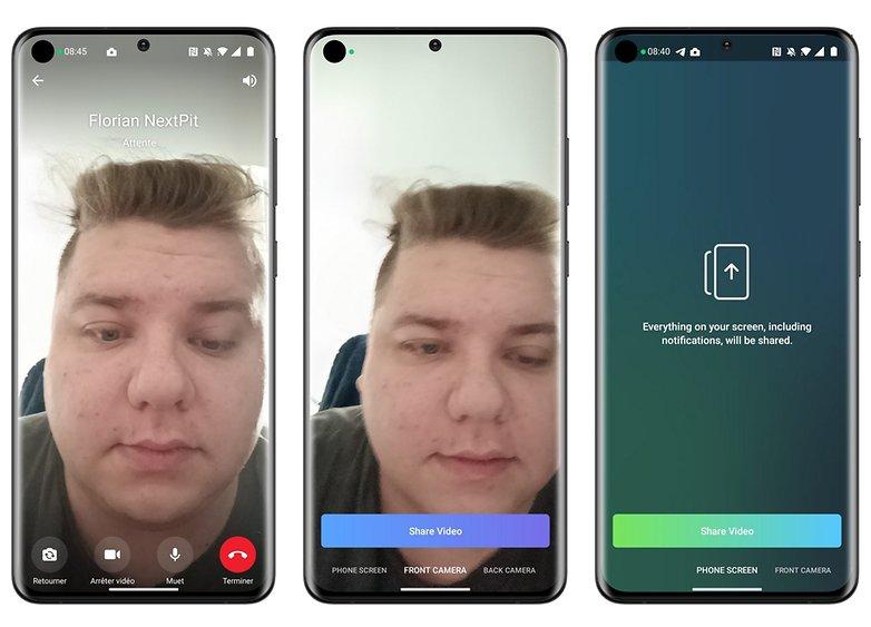 telegram beta 7 9 0 nueva función para compartir pantalla