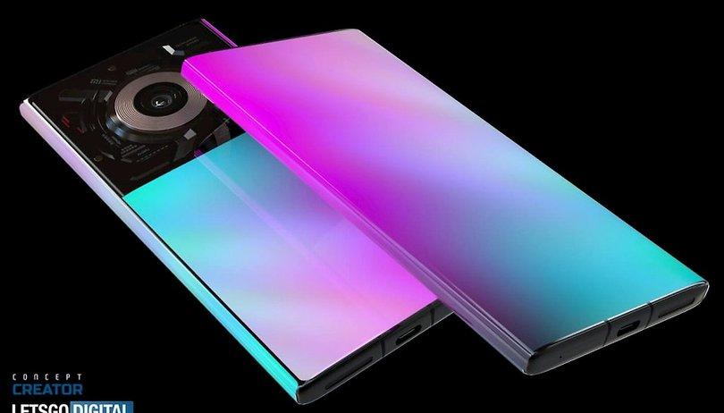 Xiaomi: 3D renders show stunning Mi Mix Alpha Pro