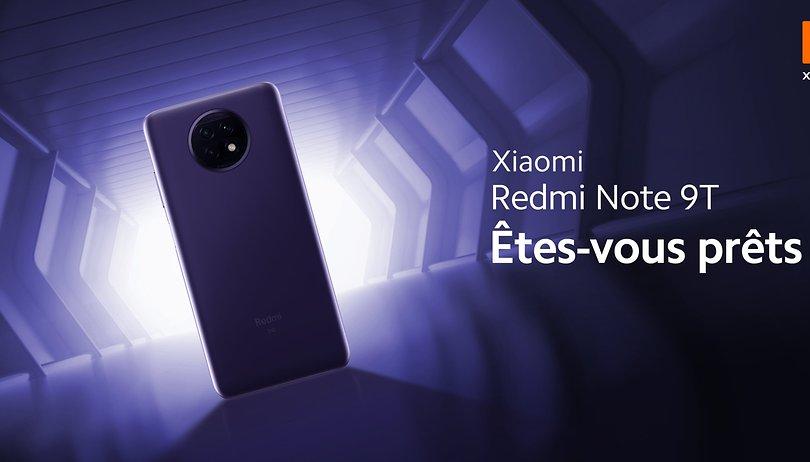 Xiaomi Redmi Note 9T: Un champion du rapport qualité/prix passe à la 5G