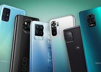 The best budget smartphones for under $300