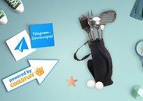 Das Telegram Gewinnspiel: Gewinne ein Golf Grillset
