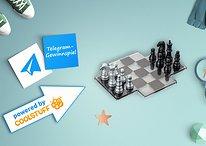 Das Telegram Gewinnspiel: Gewinne eines von drei Speed Chess Spielen