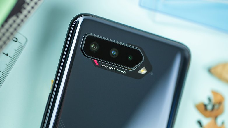NextPit Asus ROG Phone 5 camera