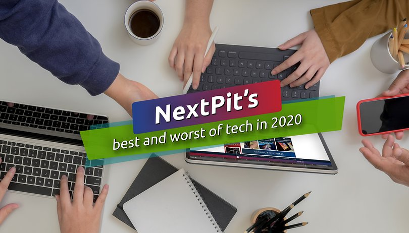 Tech tops and flops of 2020: What the NextPit Editors think