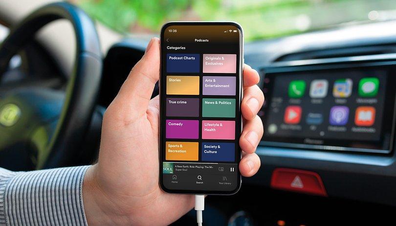 Das sind die besten Apps für Android Auto