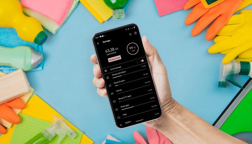 Handy-Speicher voll? So könnt Ihr Euer Smartphone aufräumen