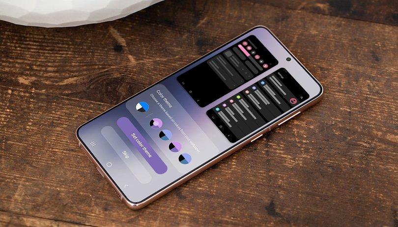 Veja como ficará o visual do seu celular Samsung com o Android 12