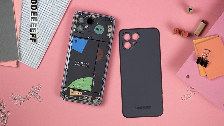 आगामीपिट फेयरफोन 4 बैटरी