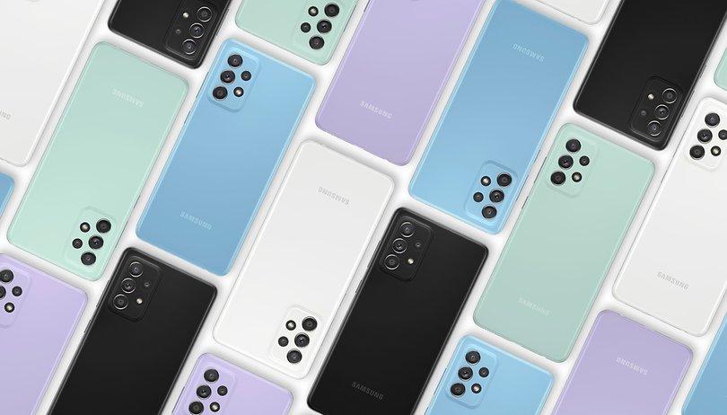 Samsung Galaxy A52 vs A52 5G vs A52s: Le comparatif complet