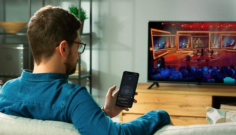 Use o Google Assistente para assistir TV e deixe o controle remoto de lado
