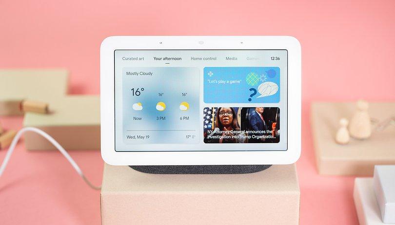 Review do Google Nest Hub 2: a segunda vez é sempre melhor