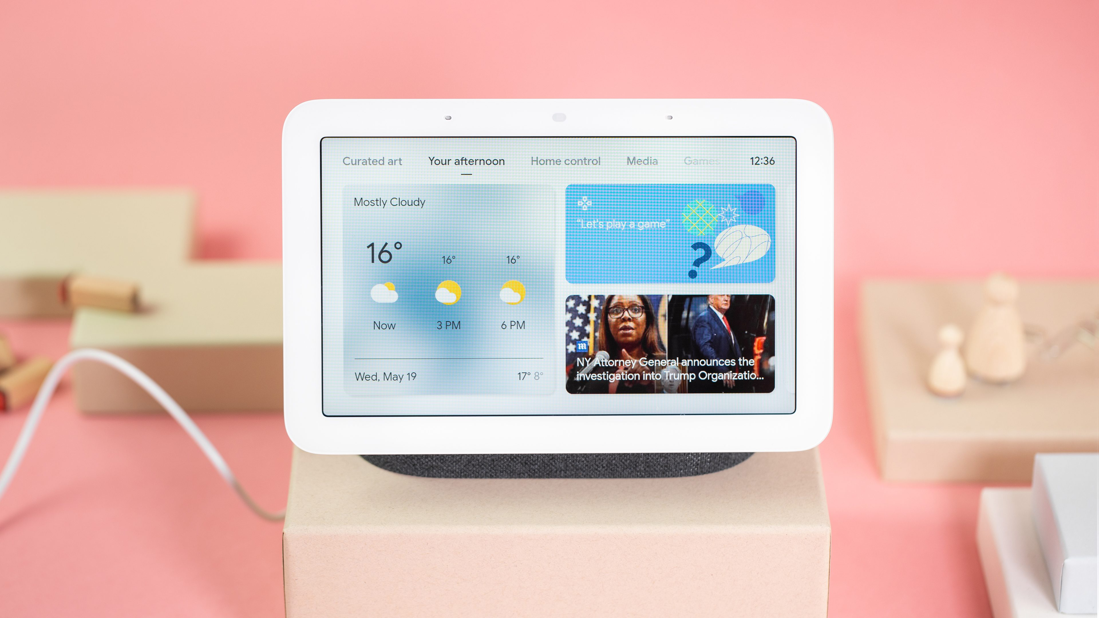 Google Nest Hub 2 review: Better the second time around