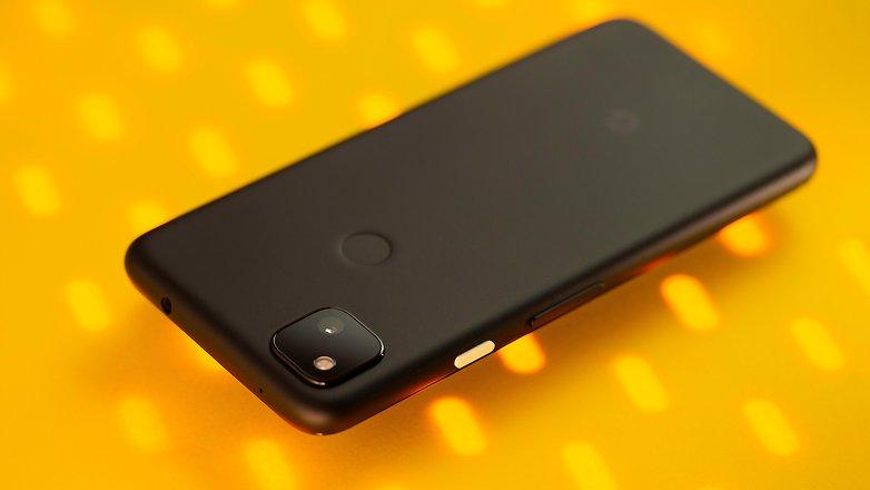 NextPit Google Pixel 4a back