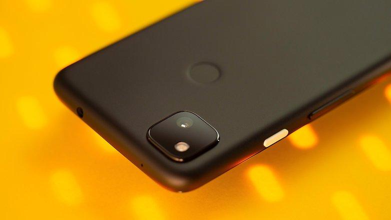 NextPit Google Pixel 4a back camera
