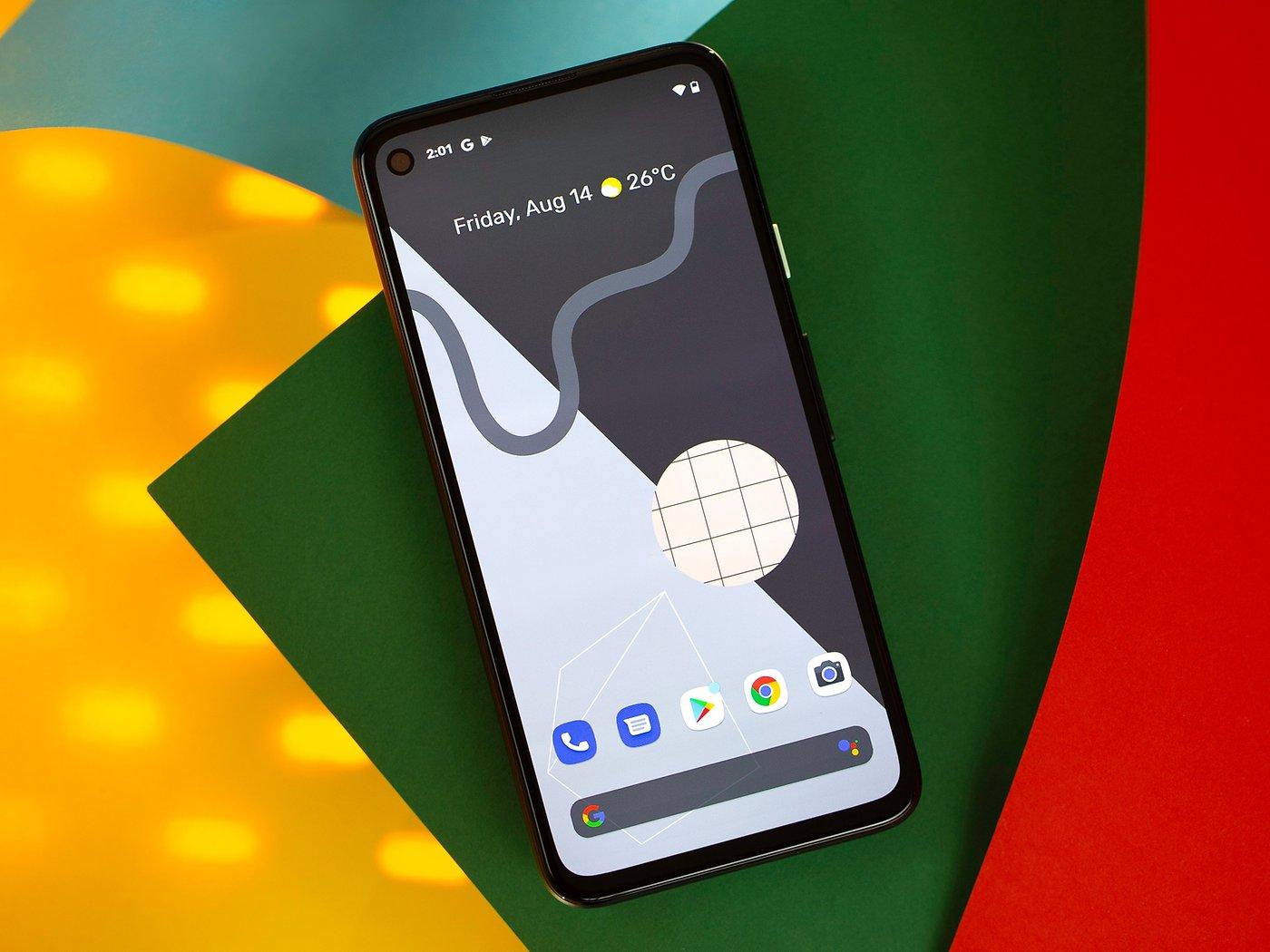 18+ Pixel 5 Wallpaper PNG - New Gadged