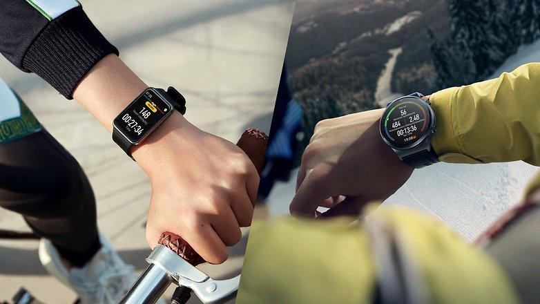 SiguientePit Huawei watch gt 2 pro watchfit