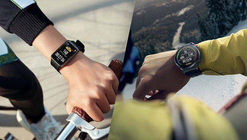 Neue Smartwatches: Huawei stellt Watch GT 2 Pro und Watch Fit vor