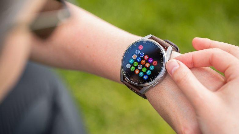 NextPit Huawei Watch 3 Pro app