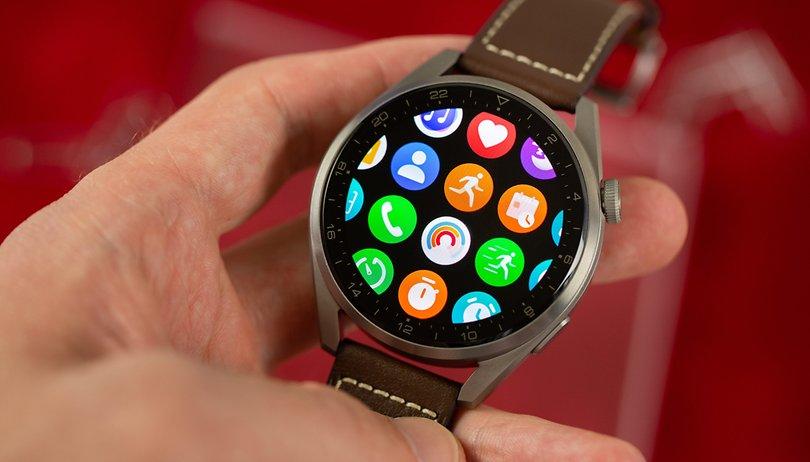 Huawei Watch 3 Pro im Test: Was kann die erste Smartwatch mit HarmonyOS?