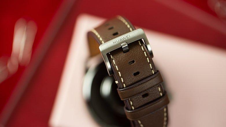 NextPit Huawei Watch 3 Pro strap