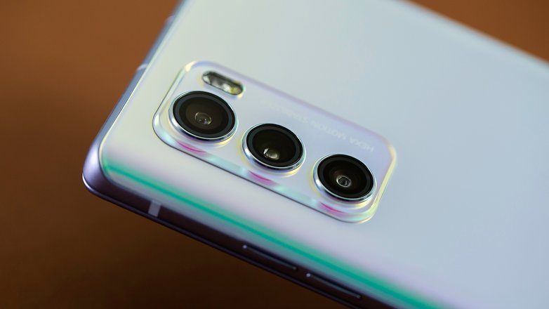 NextPit LG Wing back camera