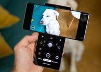 LG Wing im Hands-On: Das skurrilste Smartphone des Jahres