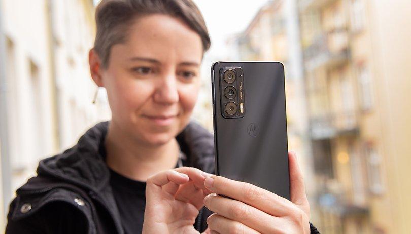 Test du Motorola Edge 20: La concurrence peut trembler