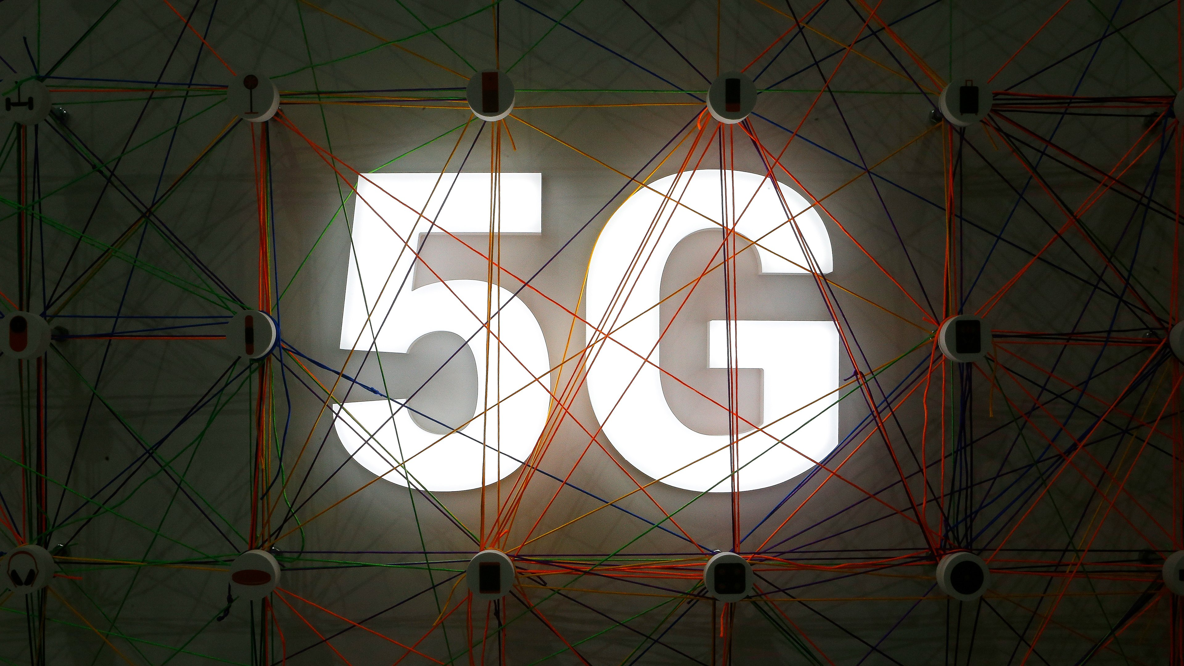 , Polling first of the week: You are already utilizing the 5G?