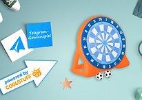 Das Telegram Gewinnspiel: Gewinne ein Fußballdart-Spiel
