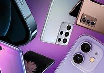 iPhone oder Samsung-Handy? Hier gibt's 2021 die besseren Smartphones