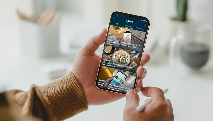 Test de Squid: L'agrégateur de news sur Android et iOS qui cible les millennials