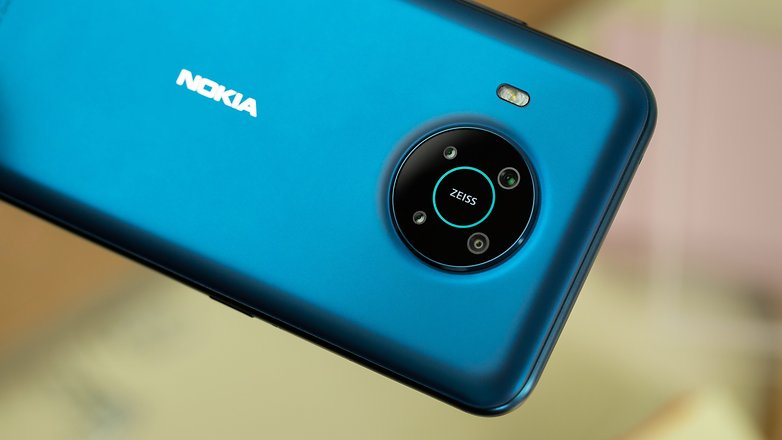 NextPit Nokia X20 camera