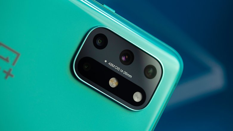 NextPit OnePlus 8T camera