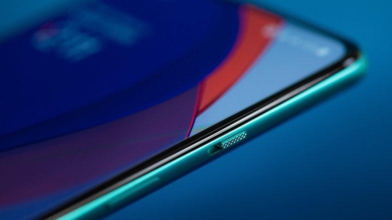 NextPit OnePlus 8T side
