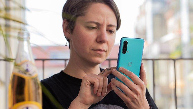 NextPit OnePlus Nord CE Camila