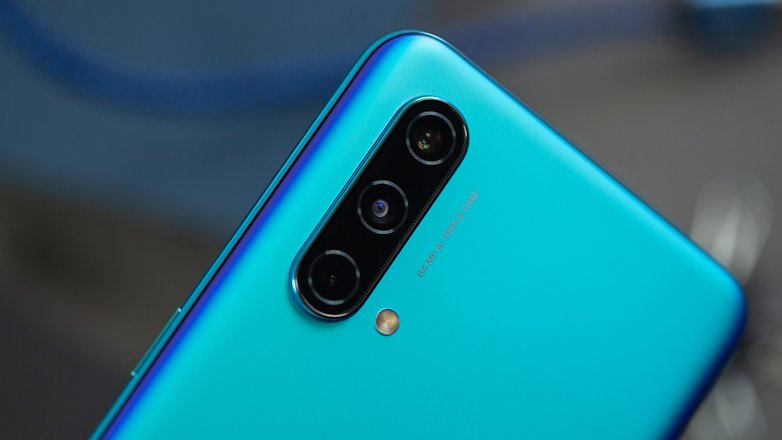 NextPit OnePlus Nord CE camera