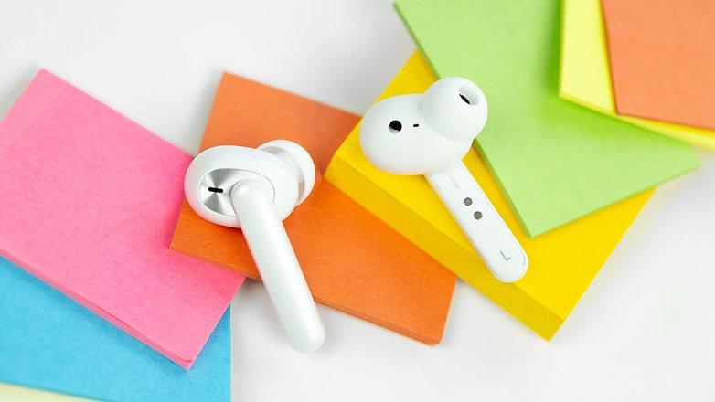 AndroidPIT Oppo Enco W31 headphones