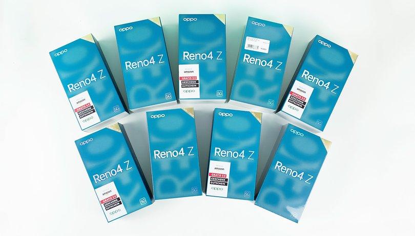 Gewinne ein OPPO Reno4 Z 5G und schau Dir die Arbeiten der Tester an