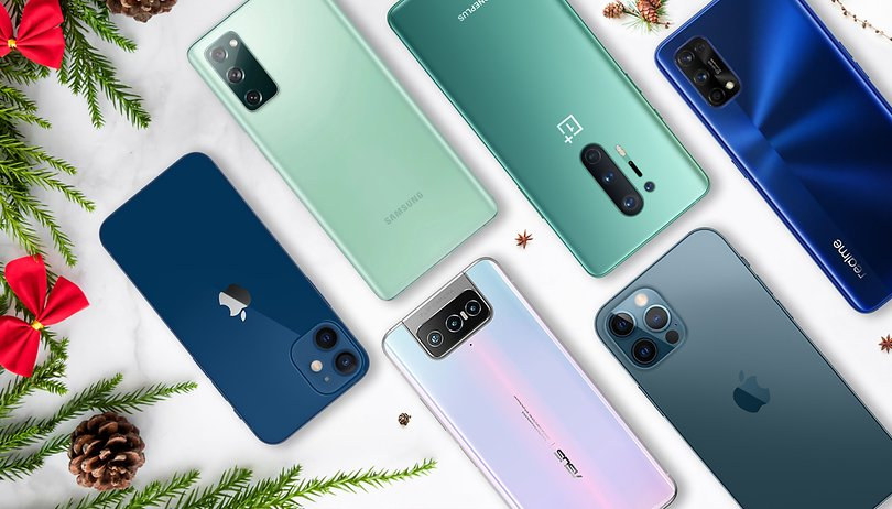 Four smartphones that won't turn obsolete in 2021 and make for great Christmas gifts