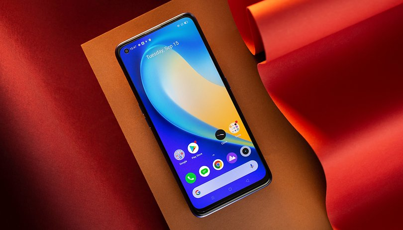 Test du Realme 7: Mieux que la version Pro?