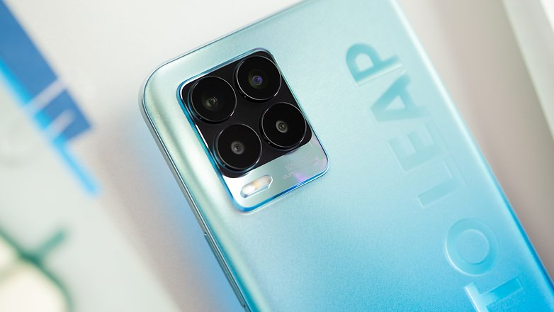 NextPit Realme 8 Pro camera