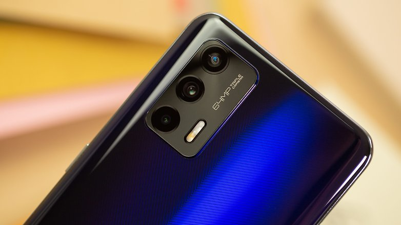 NextPit Realme GT Camera