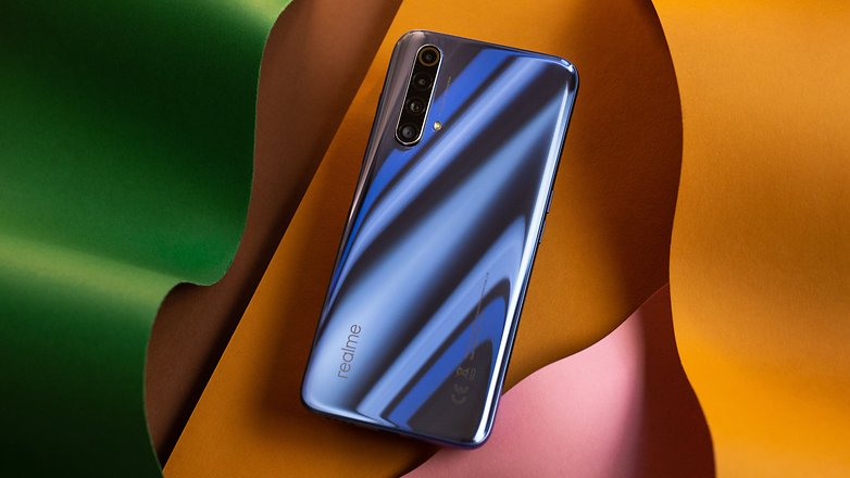 NextPIT Realme X50 5G back