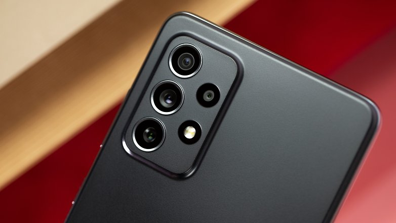 NextPit Samgung Galaxy A72 camera